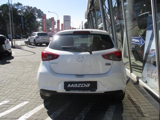 2021 Mazda 2 1.5 Dynamic 5-Door Gauteng Johannesburg_0