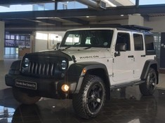 2017 Jeep Wrangler Unltd Rubicon 3.6l V6 A/t  Western Cape