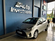 2015 Toyota Yaris 1.3 5-Door Gauteng