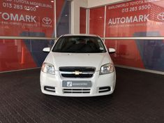 2010 Chevrolet Aveo 1.6 Ls  Mpumalanga Middelburg_2