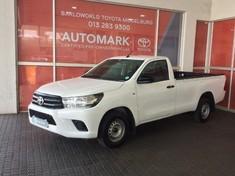 2018 Toyota Hilux 2.0 VVTi AC Single Cab Bakkie Mpumalanga Middelburg_0