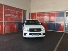 2018 Toyota Hilux 2.0 VVTi AC Single Cab Bakkie Mpumalanga Middelburg_4