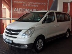 2014 Hyundai H1 2.5 Crdi Wagon A/t  Mpumalanga