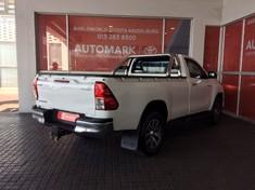 2018 Toyota Hilux 2.8 GD-6 Raider 4x4 Single Cab Bakkie Auto Mpumalanga Middelburg_4
