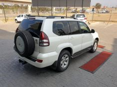 2005 Toyota Prado Vx 3.0 Tdi At  Gauteng Midrand_4