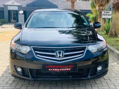 2010 Honda Accord 2.2 Id-tec Executive  North West Province Klerksdorp_1