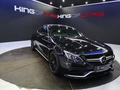 2017 Mercedes-Benz C-Class AMG Coupe C63 S Gauteng Boksburg_0