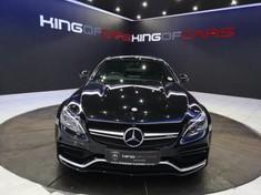 2017 Mercedes-Benz C-Class AMG Coupe C63 S Gauteng Boksburg_1