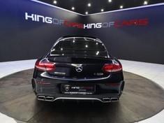 2017 Mercedes-Benz C-Class AMG Coupe C63 S Gauteng Boksburg_4