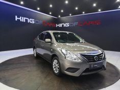 2014 Nissan Almera 1.5 Acenta Gauteng