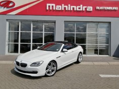 2011 BMW 6 Series 640i Convert A/t (f12)  North West Province
