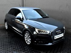 2016 Audi A1 Sportback 1.4t FSi SE S-tronic Gauteng