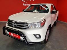 2018 Toyota Hilux 2.4 GD-6 RB SRX Single Cab Bakkie Mpumalanga Delmas_2