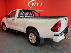2018 Toyota Hilux 2.4 GD-6 RB SRX Single Cab Bakkie Mpumalanga Delmas_3