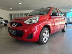 2018 Nissan Micra 1.2 Active Visia+ North West Province