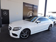 2016 Mercedes-Benz C-Class C220d AMG Coupe Auto Free State
