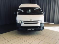 2021 Toyota Quantum 2.7 Sesfikile 16s  Gauteng