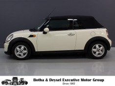 2011 MINI Convertible Cooper Gauteng Vereeniging_1