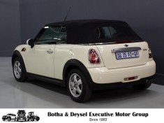 2011 MINI Convertible Cooper Gauteng Vereeniging_2
