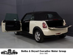 2011 MINI Convertible Cooper Gauteng Vereeniging_3