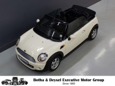 2011 MINI Convertible Cooper Gauteng Vereeniging_4