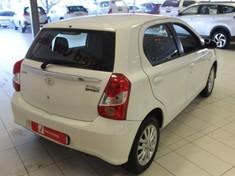 2018 Toyota Etios 1.5 Xs 5dr  Western Cape Stellenbosch_1