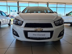 2016 Chevrolet Sonic 1.6 Ls 5dr  North West Province Klerksdorp_0