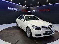 2012 Mercedes-Benz C-Class C350 Be Elegance At  Gauteng Boksburg_0