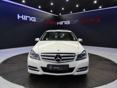 2012 Mercedes-Benz C-Class C350 Be Elegance At  Gauteng Boksburg_1