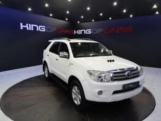 2011 Toyota Fortuner 3.0d-4d R/b  Gauteng