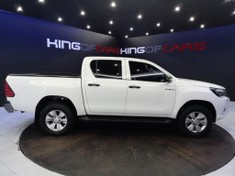 2018 Toyota Hilux 2.4 GD-6 RB SRX Double Cab Bakkie Gauteng Boksburg_2