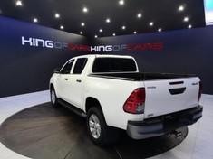 2018 Toyota Hilux 2.4 GD-6 RB SRX Double Cab Bakkie Gauteng Boksburg_3