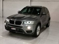 2014 BMW X3 xDRIVE20d Auto Gauteng Johannesburg_2