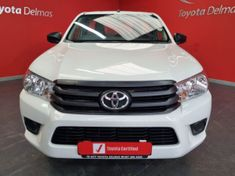 2017 Toyota Hilux 2.4 GD AC Single Cab Bakkie Mpumalanga Delmas_1