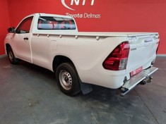 2017 Toyota Hilux 2.4 GD AC Single Cab Bakkie Mpumalanga Delmas_3