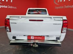 2017 Toyota Hilux 2.4 GD AC Single Cab Bakkie Mpumalanga Delmas_4