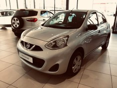 2019 Nissan Micra 1.2 Active Visia Free State Bloemfontein_0