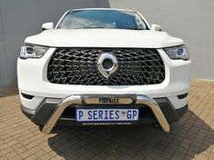 2021 GWM P-Series CV 2.0TD SX 4X4 Auto Double Cab Bakkie Gauteng Johannesburg_1