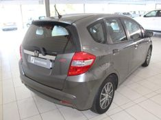 2012 Honda Jazz 1.3 Trend  Western Cape Stellenbosch_4