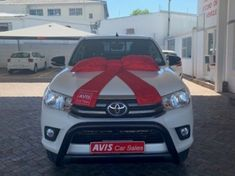 2017 Toyota Hilux 2.4 GD-6 SRX 4x4 Double-Cab Western Cape