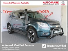 2015 Chevrolet Trailblazer 2.8 Ltz 4x4  Western Cape