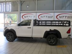 2021 Toyota Hilux 2.4 GD-6 Raider 4x4 Single Cab Bakkie Mpumalanga White River_3