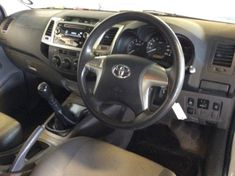 2015 Toyota Hilux 2.5 D-4D RB SRX PU XTRA CAB Mpumalanga Witbank_1