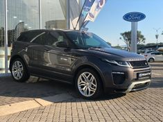 2016 Land Rover Evoque 2.0 Si4 HSE Dynamic Mpumalanga