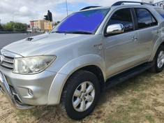 2011 Toyota Fortuner 3.0d-4d R/b A/t  Western Cape