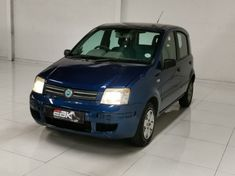 2006 Fiat Panda 1.2 Dynamic  Gauteng Johannesburg_2