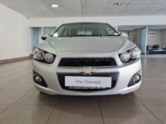 2012 Chevrolet Sonic 1.6 Ls  North West Province Klerksdorp_1