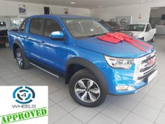 2021 JAC T8 1.9TDi LUX Double Cab Bakkie North West Province
