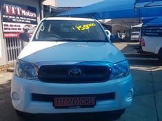 2010 Toyota Hilux 2.5 D-4d Srx Rb Pu Sc  North West Province Rustenburg_2