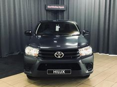 2021 Toyota Hilux 2.4 GD-6 RB Raider Single Cab Bakkie Gauteng